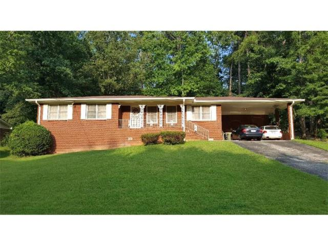 2495 Black Forest Trail SW, Atlanta, GA 30331 (MLS #5898659) :: Carrington Real Estate Services