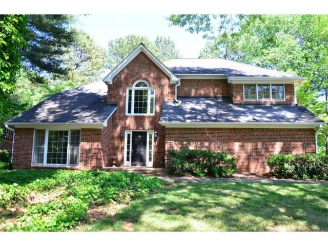 1609 Old Hunters Trace, Marietta, GA 30062 (MLS #5898690) :: Carrington Real Estate Services