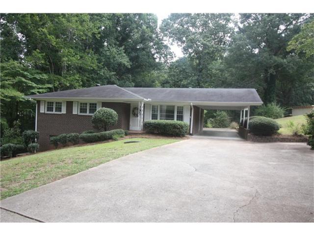 16 Forest Heights Road, Buchanan, GA 30113 (MLS #5898775) :: North Atlanta Home Team