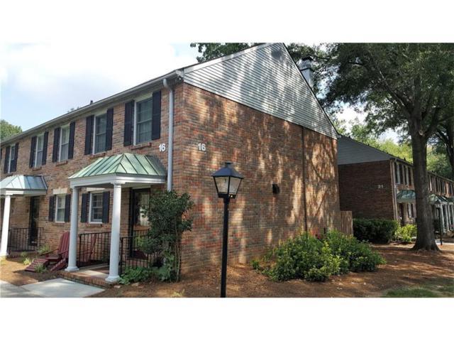 6700 Roswell Road 16F, Atlanta, GA 30328 (MLS #5898966) :: North Atlanta Home Team