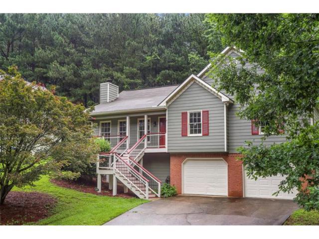 4550 Sagebrush Drive NW, Kennesaw, GA 30152 (MLS #5899058) :: North Atlanta Home Team