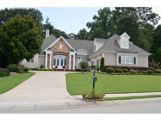 215 Ryans Run, Jefferson, GA 30549 (MLS #5899104) :: North Atlanta Home Team