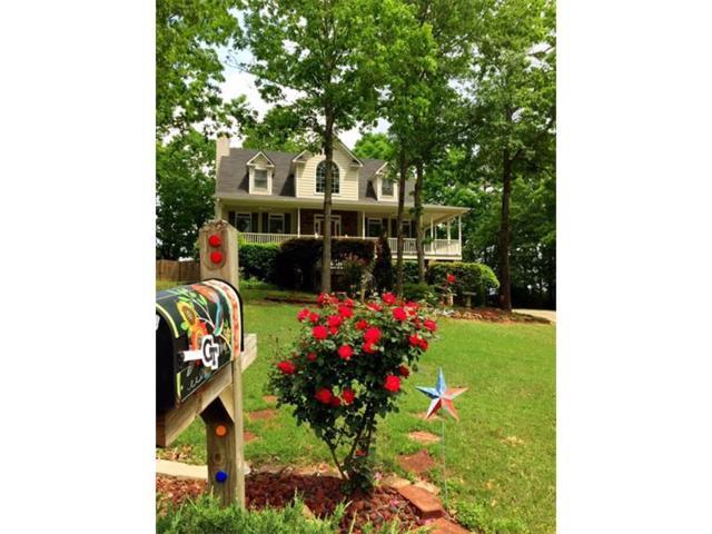 54 Bucky Street, Euharlee, GA 30145 (MLS #5899320) :: North Atlanta Home Team