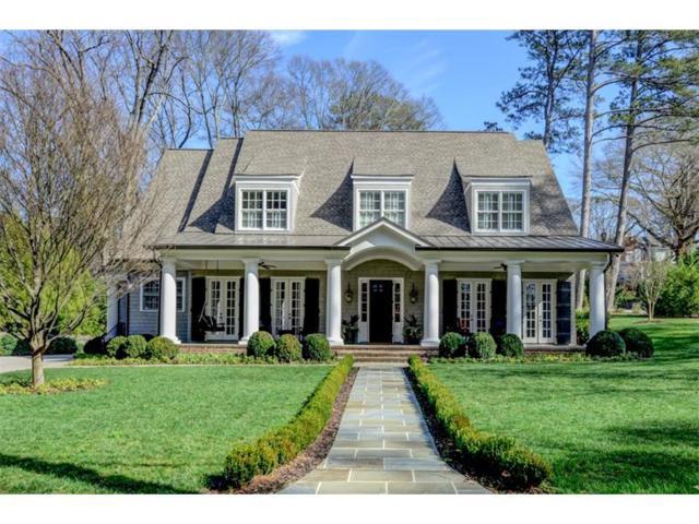 2345 Havenridge Drive NW, Atlanta, GA 30305 (MLS #5899547) :: North Atlanta Home Team