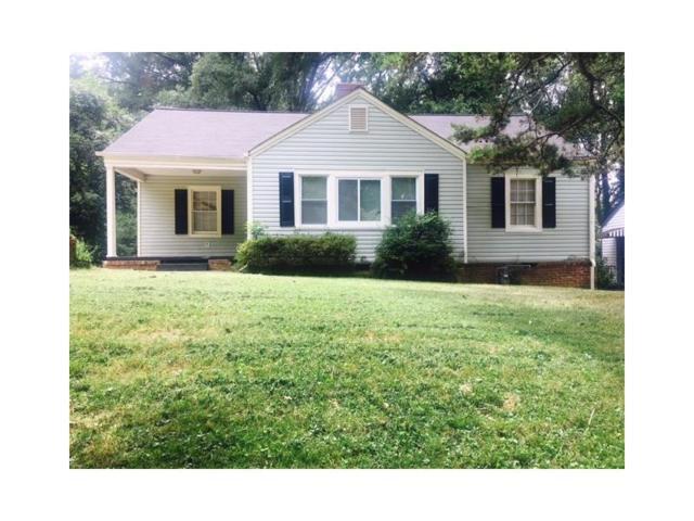 1834 Headland Drive, East Point, GA 30344 (MLS #5899678) :: North Atlanta Home Team
