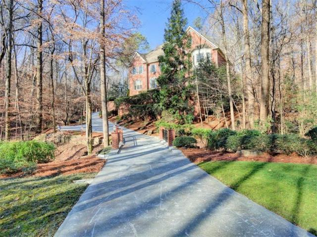 664 Willow Knoll Drive, Marietta, GA 30067 (MLS #5899819) :: North Atlanta Home Team