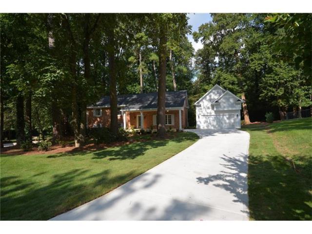 2198 Starcross Court, Dunwoody, GA 30338 (MLS #5899882) :: North Atlanta Home Team