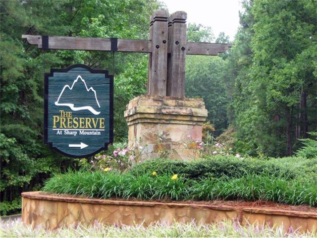 Lt 156 Sharp Mountain Parkway, Jasper, GA 30143 (MLS #5900142) :: North Atlanta Home Team