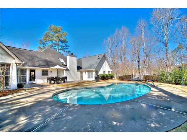 3582 Turtle Cove Court SE, Marietta, GA 30067 (MLS #5900191) :: North Atlanta Home Team