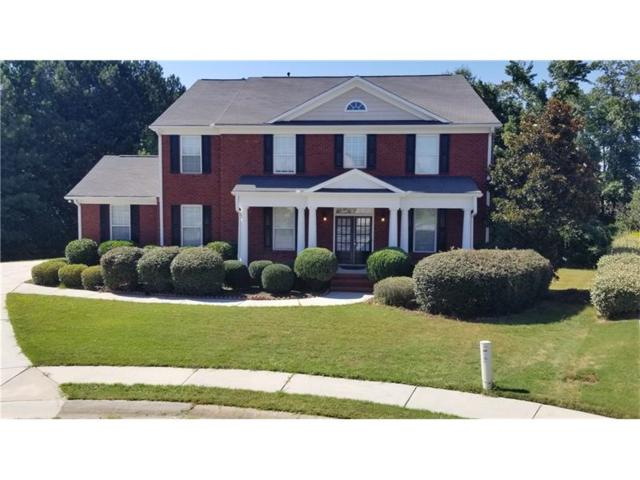 106 Banks Way Court, Tyrone, GA 30290 (MLS #5900393) :: North Atlanta Home Team