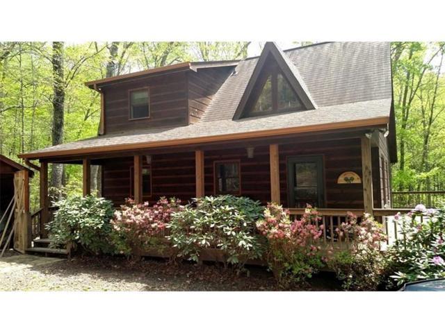 584 Laurel Ridge Drive, Blue Ridge, GA 30513 (MLS #5900437) :: North Atlanta Home Team
