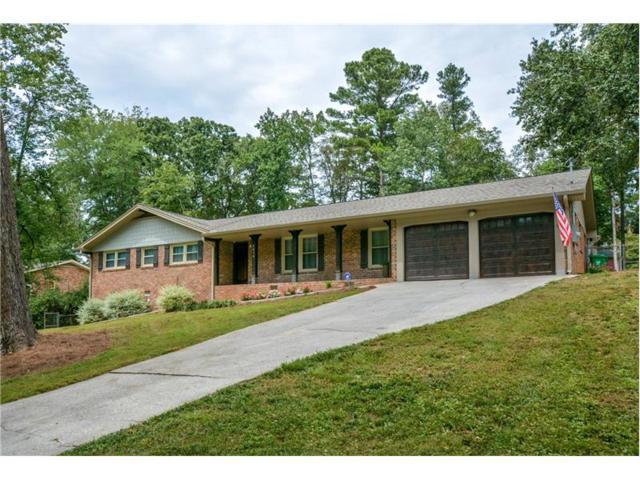 2674 Foster Ridge Road NE, Atlanta, GA 30345 (MLS #5900757) :: North Atlanta Home Team
