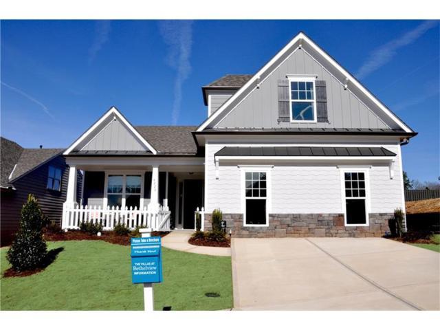 307 Derrymore Drive, Woodstock, GA 30188 (MLS #5900930) :: Path & Post Real Estate