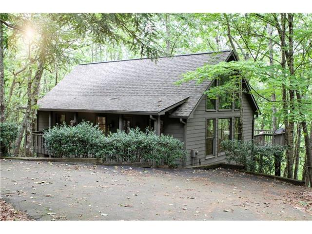 438 Hunters Trace, Big Canoe, GA 30143 (MLS #5901034) :: North Atlanta Home Team
