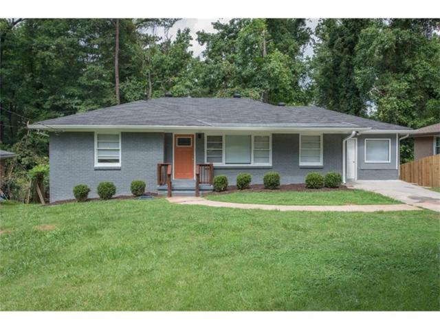 1657 Capistrana Place, Decatur, GA 30032 (MLS #5901065) :: North Atlanta Home Team