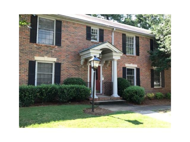 6700 Roswell Road NE 2D, Sandy Springs, GA 30328 (MLS #5901160) :: North Atlanta Home Team