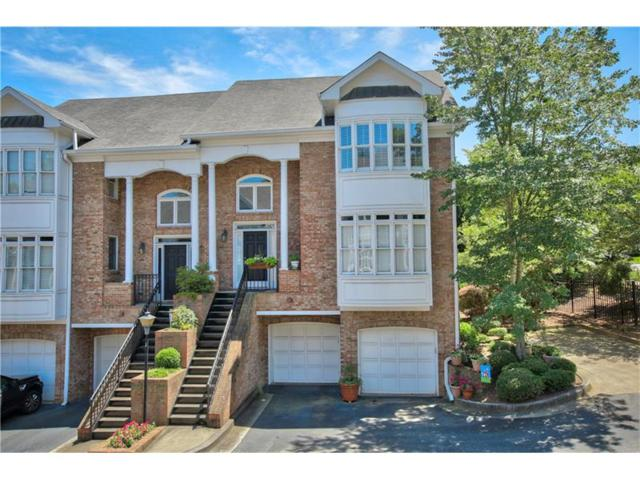 995 Heatherbrooke Lane NE #995, Atlanta, GA 30324 (MLS #5901191) :: North Atlanta Home Team