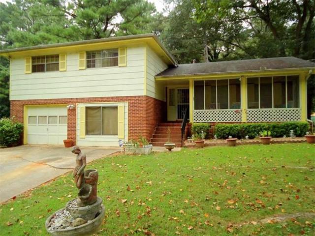 414 Rue De Chateau, Stone Mountain, GA 30083 (MLS #5901295) :: North Atlanta Home Team