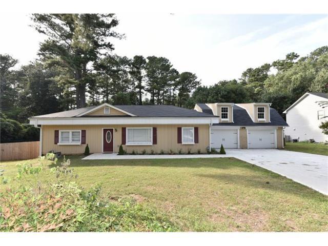 745 Lake Drive, Snellville, GA 30039 (MLS #5901306) :: North Atlanta Home Team