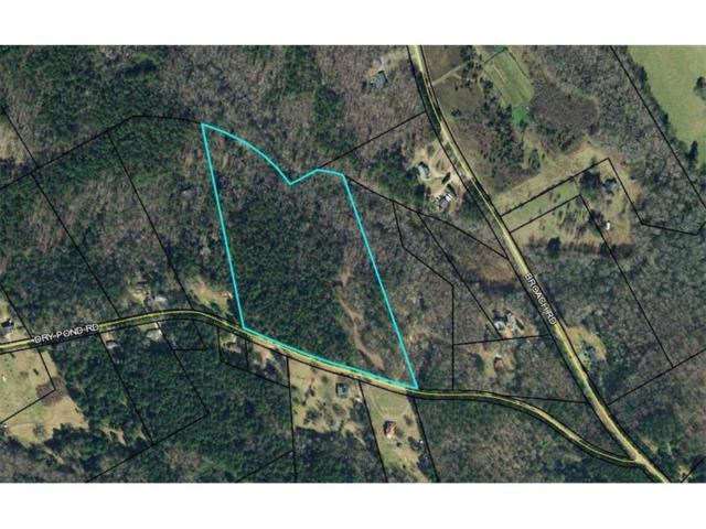 0 Dry Pond Road, Monroe, GA 30656 (MLS #5901310) :: North Atlanta Home Team