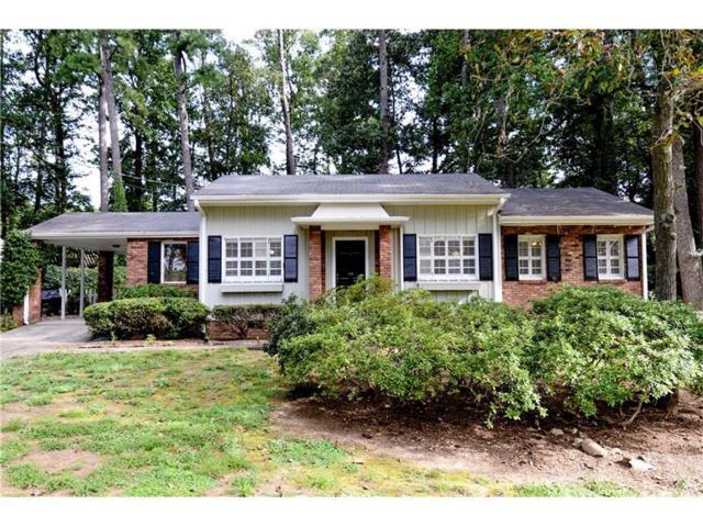 348 Meadowbrook Drive, Sandy Springs, GA 30342 (MLS #5901344) :: North Atlanta Home Team