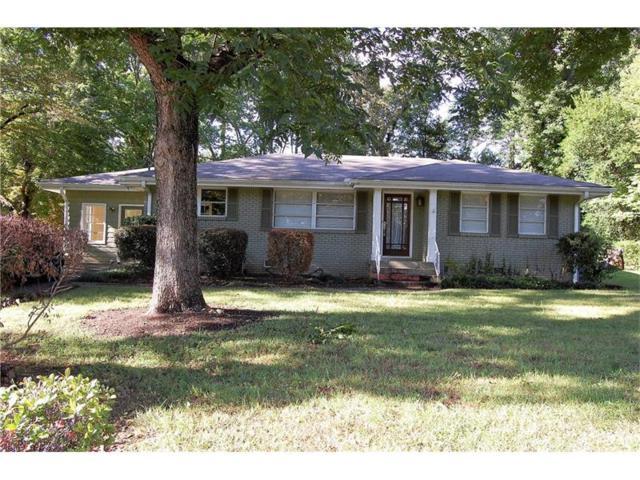 941 Brentwood Drive SE, Smyrna, GA 30082 (MLS #5901493) :: North Atlanta Home Team