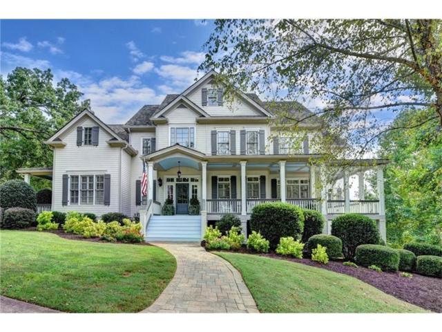 710 Owens Lake Road, Milton, GA 30004 (MLS #5901535) :: North Atlanta Home Team