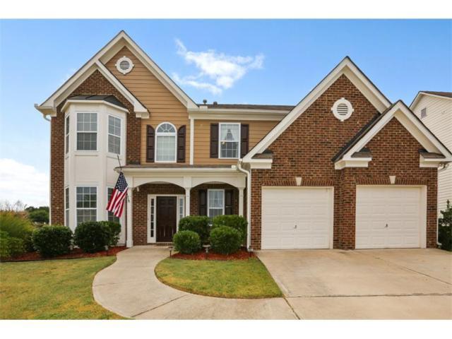 159 Longwood Place, Dallas, GA 30132 (MLS #5901558) :: North Atlanta Home Team