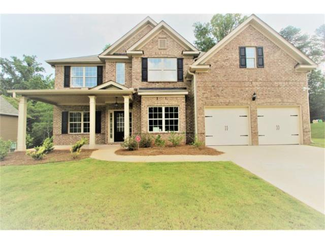 2111 Ginger Estates Drive, Conyers, GA 30013 (MLS #5901760) :: The Russell Group