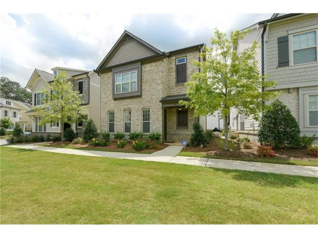 1724 Whitfield Parc Circle, Smyrna, GA 30080 (MLS #5901841) :: North Atlanta Home Team