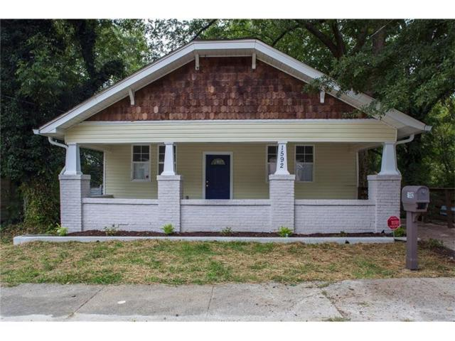 1592 Mims Street SW, Atlanta, GA 30314 (MLS #5901919) :: North Atlanta Home Team