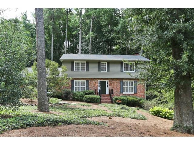 1175 Old Woodbine Road, Sandy Springs, GA 30319 (MLS #5901975) :: North Atlanta Home Team