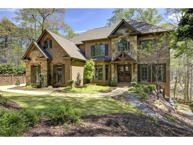 1680 Little Willeo Road, Marietta, GA 30068 (MLS #5902028) :: North Atlanta Home Team
