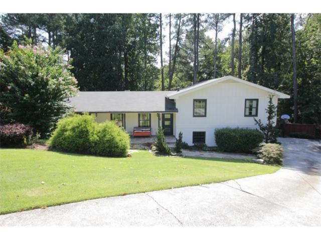 1525 Bend Creek Court, Dunwoody, GA 30338 (MLS #5902199) :: North Atlanta Home Team