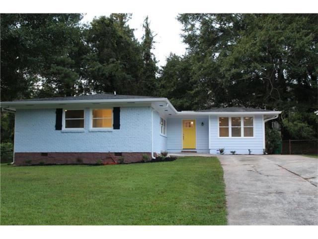 3361 Misty Valley Road, Decatur, GA 30032 (MLS #5902283) :: North Atlanta Home Team
