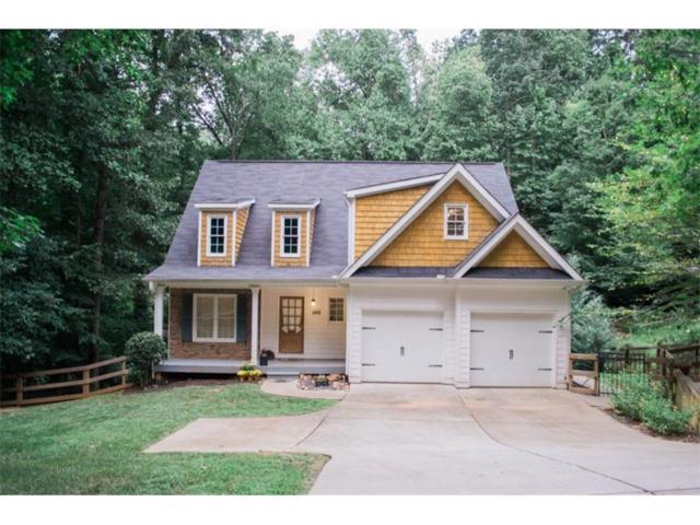 4413 Rolling Oaks Trail NW, Kennesaw, GA 30152 (MLS #5902330) :: North Atlanta Home Team