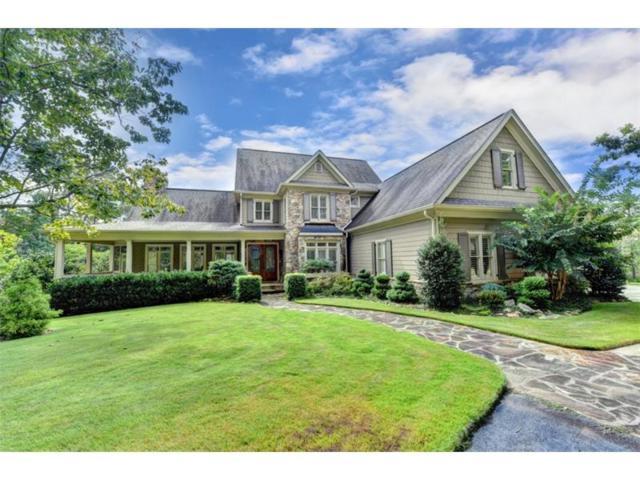 396 Winfield Bluff, Dawsonville, GA 30534 (MLS #5902514) :: North Atlanta Home Team