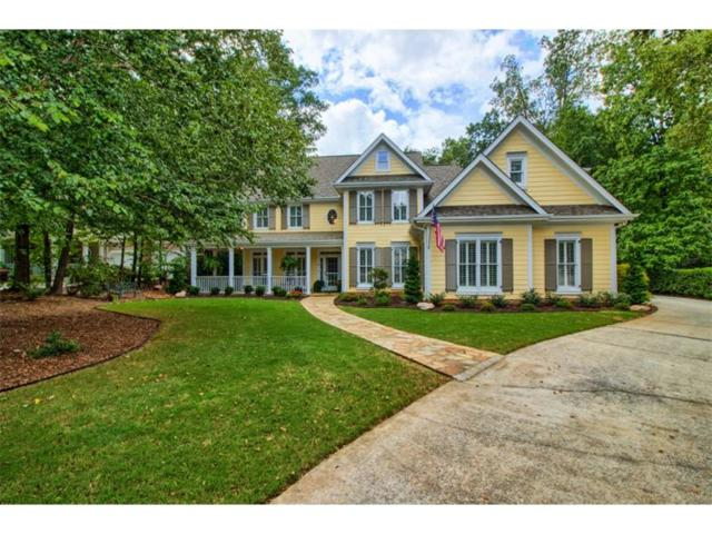1560 Valley Reserve Court NW, Kennesaw, GA 30152 (MLS #5902515) :: North Atlanta Home Team