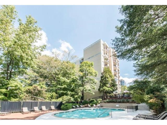1 Biscayne Drive NW #106, Atlanta, GA 30309 (MLS #5902587) :: North Atlanta Home Team
