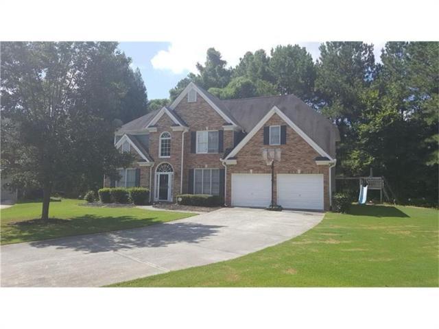 4248 Sheffield Court NW, Kennesaw, GA 30144 (MLS #5902598) :: North Atlanta Home Team