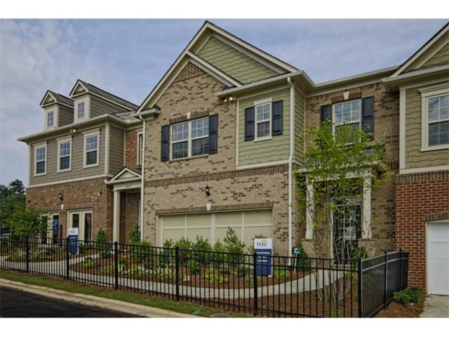 1315 Golden Rock Lane #9, Marietta, GA 30067 (MLS #5902976) :: North Atlanta Home Team