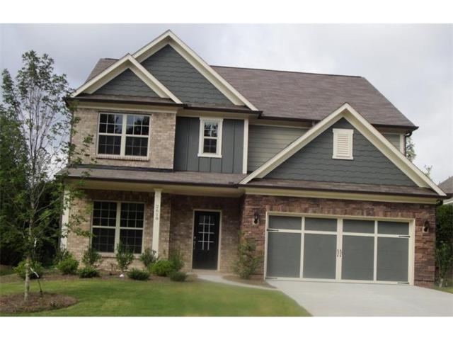 2618 Knox Creek Road, Duluth, GA 30097 (MLS #5903035) :: North Atlanta Home Team