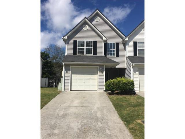 6886 Gallant Circle SE #20, Mableton, GA 30126 (MLS #5903306) :: North Atlanta Home Team