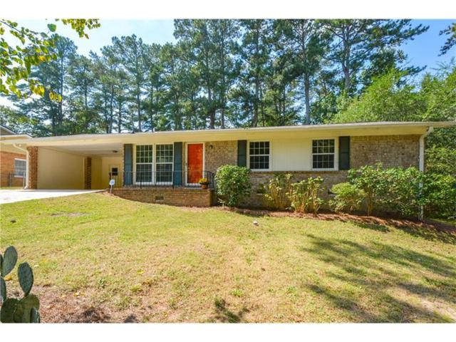 1610 Drayton Woods Drive, Tucker, GA 30084 (MLS #5903383) :: North Atlanta Home Team