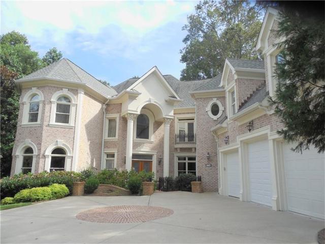 775 Aran Drive, Roswell, GA 30076 (MLS #5903399) :: North Atlanta Home Team