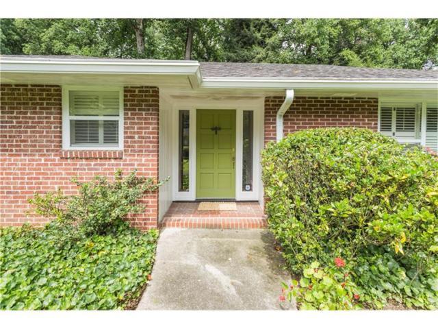 2390 Howell Mill Road NW, Atlanta, GA 30318 (MLS #5903506) :: North Atlanta Home Team