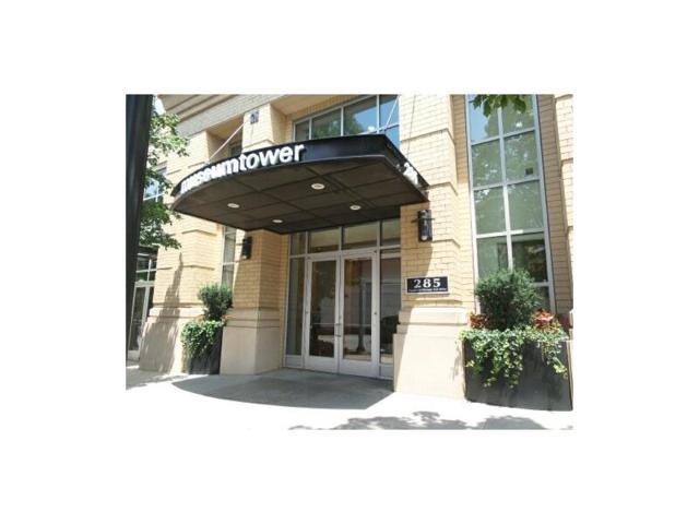 285 Centennial Olympic Park Drive NW #903, Atlanta, GA 30313 (MLS #5903561) :: North Atlanta Home Team