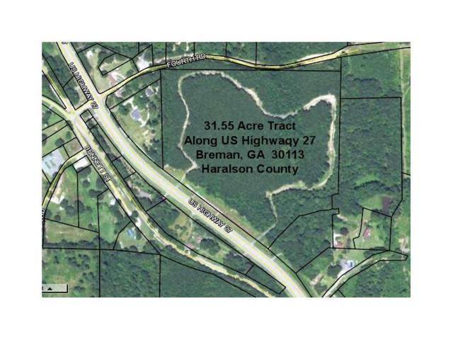 00 Us Hwy 27, Buchanan, GA 30113 (MLS #5903610) :: Maximum One Main Street Realtor