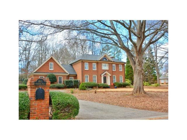 103 Habersham Place, Carrollton, GA 30117 (MLS #5903621) :: North Atlanta Home Team