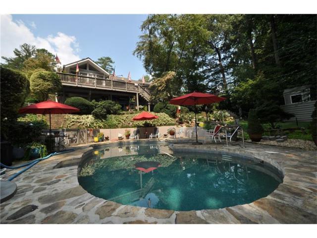 4360 Cove Island Drive NE, Marietta, GA 30067 (MLS #5903722) :: North Atlanta Home Team